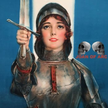 Joan of Arc by Night Lovell feat. $uicideBoy$ - cover art