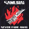 Never Fade Away lyrics – album cover