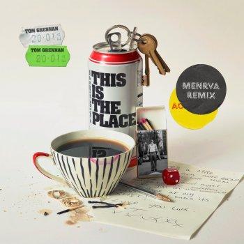 Testi This is the Place (Menrva Remix) - Single