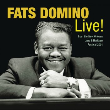 Testi Fats Domino Live! From the New Orleans Jazz & Heritage Festival 2001