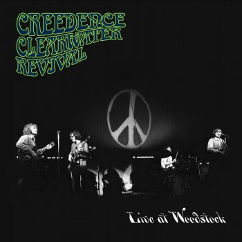 Live At Woodstock - cover art