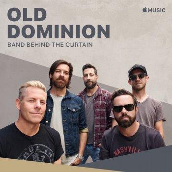 Testi Old Dominion: Band Behind the Curtain - Single