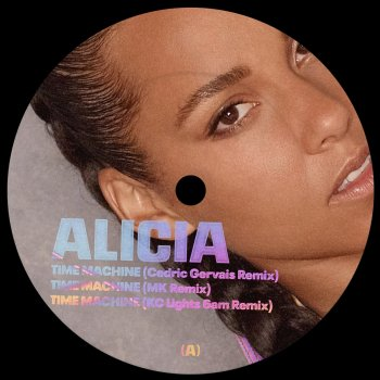 Time Machine (Remixes) - Single                                                     by Alicia Keys – cover art