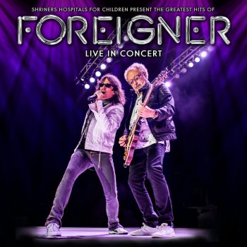 Testi The Greatest Hits of Foreigner Live in Concert