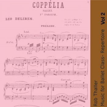 Testi Music for Ballet Class - Rep, Vol. 2