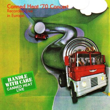 Testi Handle with Care - Live in Europe '70