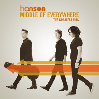Testi Middle of Everywhere: The Greatest Hits