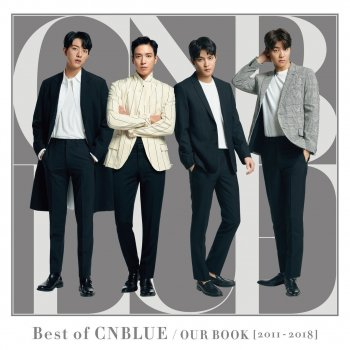 Testi Best of CNBLUE / OUR BOOK (2011-2018)
