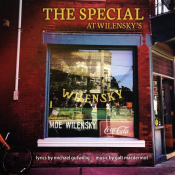 Testi The Special at Wilensky's