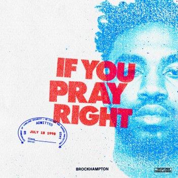 Testi IF YOU PRAY RIGHT