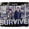 SURVIVE! Angela - cover art