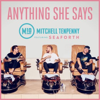 Testi Anything She Says (feat. Seaforth)
