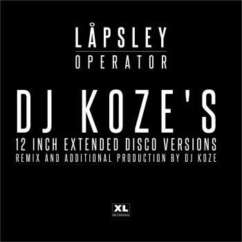Testi Operator (DJ Koze's 12 inch Extended Disco Versions)