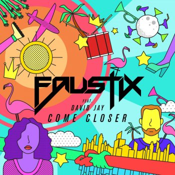 Testi Come Closer (feat. David Jay)