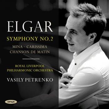 Testi Elgar: Symphony No. 2, Carissima, Mina, Chanson de Matin