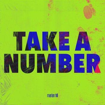 Testi take a number