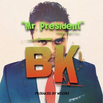 Testi Mr President - Single