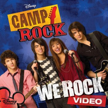 Testi Radio Disney Exclusive - Camp Rock: We Rock