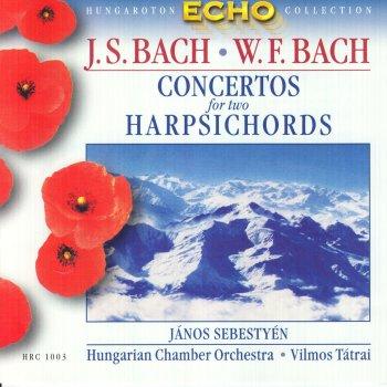 Testi Bach, J.S:Concertos for 2 Harpsichords / Bach, W.F.: Harpichord Concerto in F Major