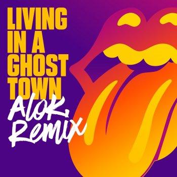 Testi Living In A Ghost Town (Alok Remix) - Single