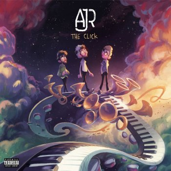 Sober Up by AJR feat. Rivers Cuomo - cover art