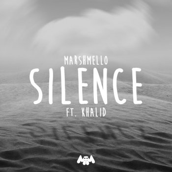 Silence by Marshmello feat. Khalid - cover art