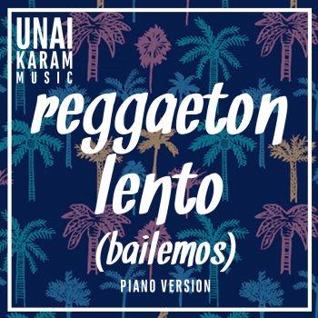 Testi Reggaetón Lento (Bailemos) [Piano Version]