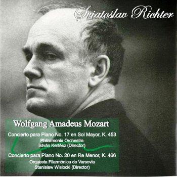 Testi Wolfgang Amadeus Mozart: Concierto para Piano No. 17 en Sol Mayor, K. 453 - Concierto para Piano No. 20 en Re Menor, K. 466