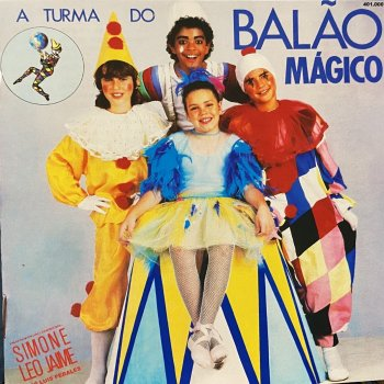 Testi A Turma do Balão Mágico, Vol. 05