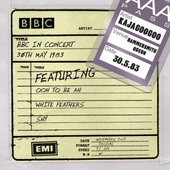 Testi BBC In Concert [30th May 1983, Live at the Hammersmith Odeon]