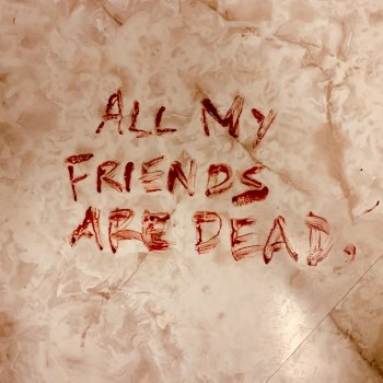 All My Friends Are Dead - Single                                                     by The Amity Affliction – cover art