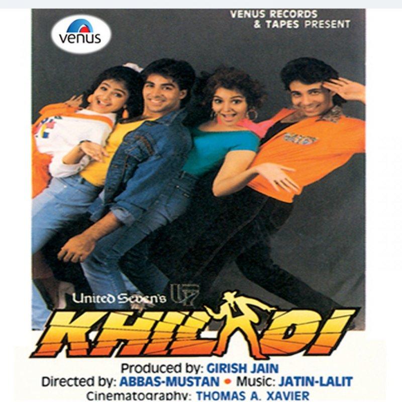 Kumar Sanu feat  Asha Bhosle - Dekha Teri Mast Nigahon Mein