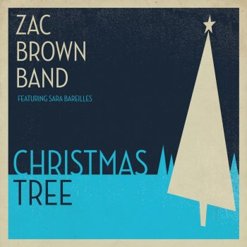 Christmas Tree by Zac Brown Band feat. Sara Bareilles - cover art