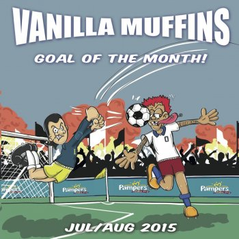 The Goal Of The Month Jul/Aug 2015 - cover art