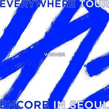 Testi 2019 WINNER Everywhere Tour Encore in Seoul