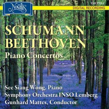 Testi Schumann & Beethoven: Piano Concertos