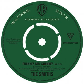 Testi Frankly Mr. Shankly (Live)