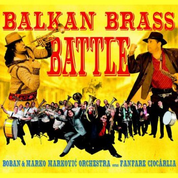Balkan Brass Battle Caravan - lyrics