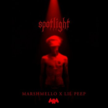 Spotlight by Marshmello feat. Lil Peep - cover art