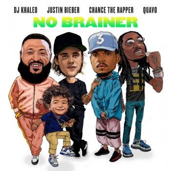 No Brainer lyrics – album cover
