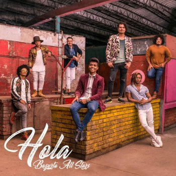 Hola by Bazurto All Stars - cover art