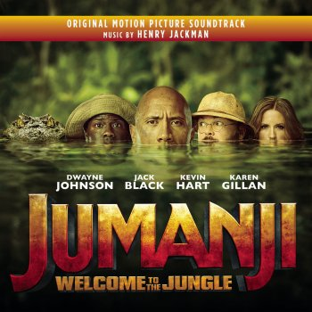 Testi Jumanji: Welcome to the Jungle (Original Motion Picture Soundtrack)
