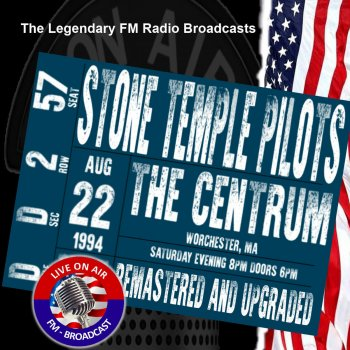 Testi Legendary FM Broadcasts - The Centrum, Worchester MA 22nd August 1994