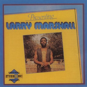 Testi Presenting Larry Marshall