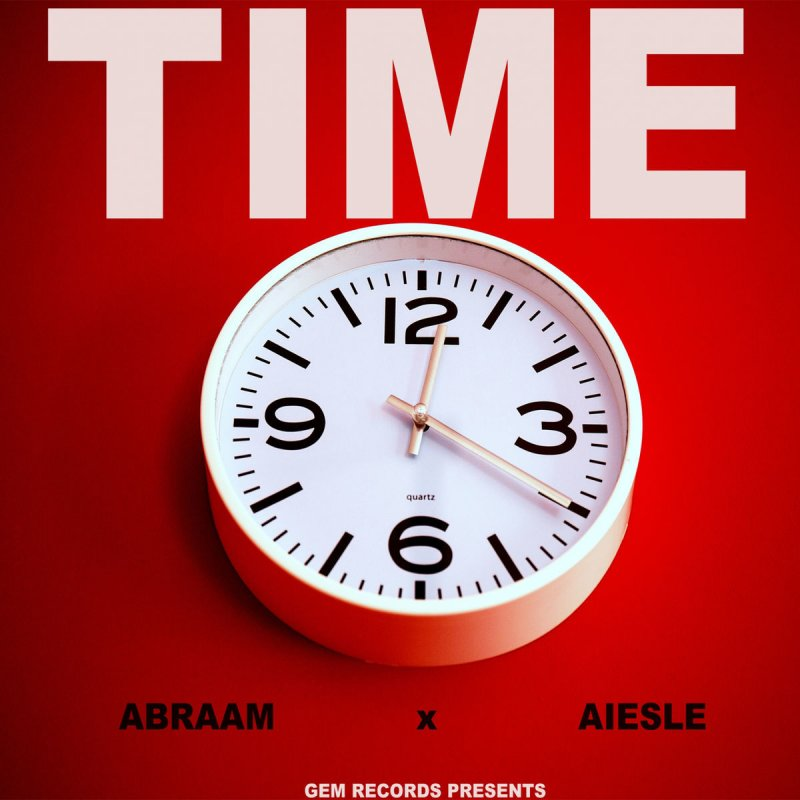 Abraam feat  Aiesle - Time Lyrics | Musixmatch