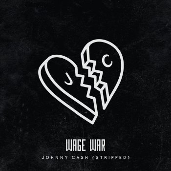 Johnny Cash (Stripped) by Wage War - cover art