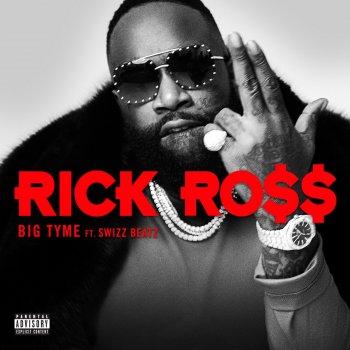 Rick Ross feat. Swizz Beatz -                            cover art