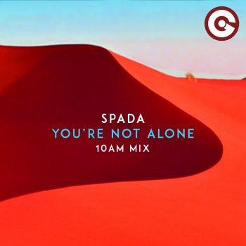 Testi You're Not Alone (10am Mix)