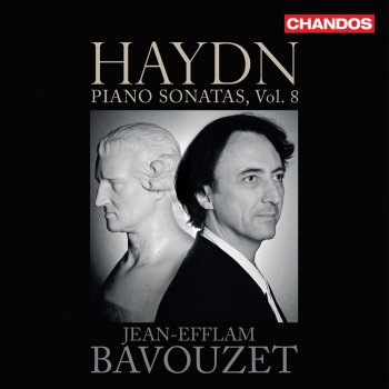 Divertimento in C Major, Hob. XVI:10: I. Moderato by Franz Joseph Haydn feat. Jean-Efflam Bavouzet - cover art