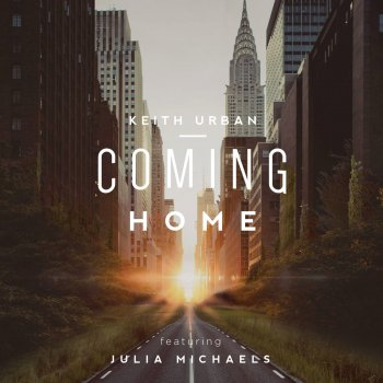 Coming Home lyrics – album cover